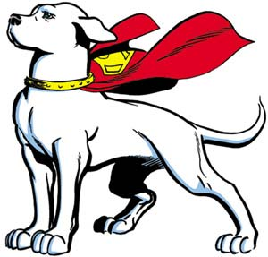 Dc Comic Dog Names