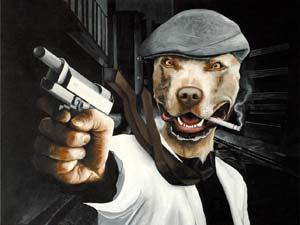 Mafia Names For Male Dogs