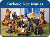 Catholic Dog Names