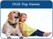 Child Dog Names