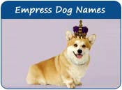 Empress Dog Names