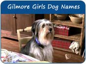 Gilmore Girls Dog Names