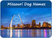 Missouri Dog Names
