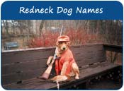 Redneck Dog Names