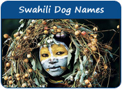 Swahili Dog Names